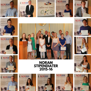 NORAM stipendiater