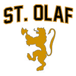 St Olaf College logo Norge